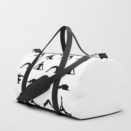 YOGA QUOTES Duffle Bag