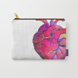 ALTERED Anatomical Heart Carry-All Pouch