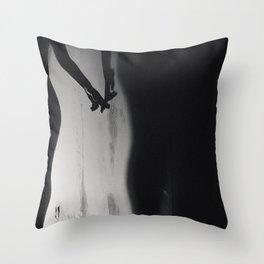 Art Nude Photography Throw Pillow