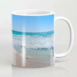 Beach Panorama Coffee Mug