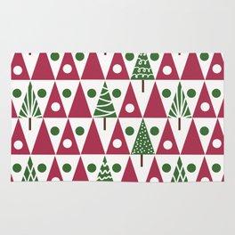 Christmas. Tree . Rug