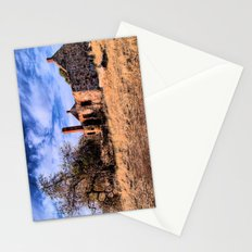 Still Standing II Stationery Cards