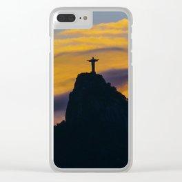 Rio Clear iPhone Case