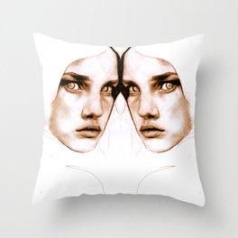 TWIN Throw Pillow