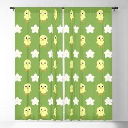 Spring pattern Blackout Curtain