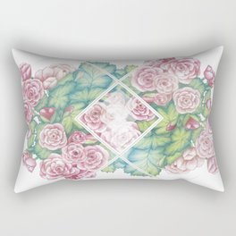 Flores Rectangular Pillow