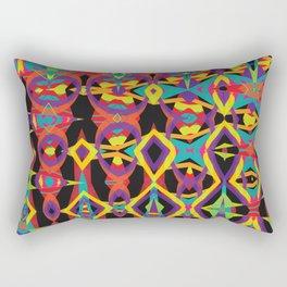 """Asteroid II"" Rectangular Pillow"