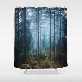 Always Here Shower Curtain