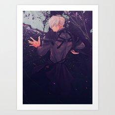 Arima - Armor Art Print