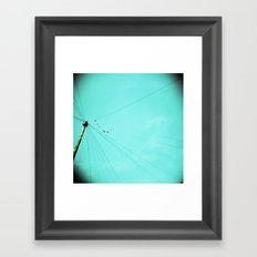 Wire Framed Art Print