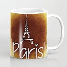 Paris, France (Eiffel Tower) Coffee Mug