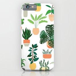 Houseplants 1 iPhone Case