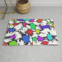 Candy scatter Rug