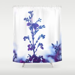 Heather flower #1 #decor #art #society6 Shower Curtain