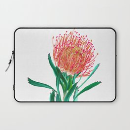 Pincushion protea flower Laptop Sleeve