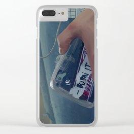 Bultourune Clear iPhone Case