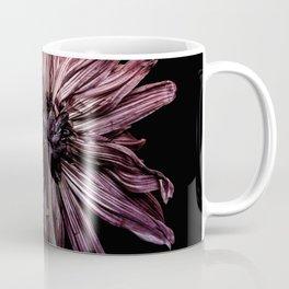 Dark Chrysanthemum Coffee Mug