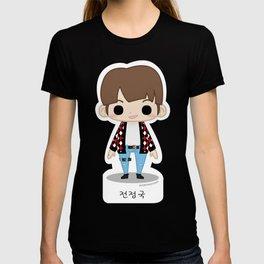 Chibi JungKook (Fire) T-shirt