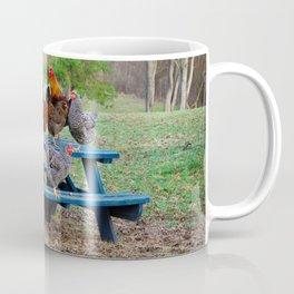 i fear they may be organizing Coffee Mug