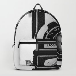 Vintage camera Backpack