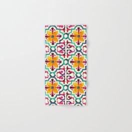 Mexican Pattern Hand & Bath Towel