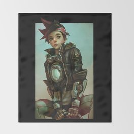 tracer 1900 Throw Blanket