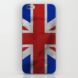 Great Britain flag iPhone Skin