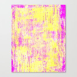 Messy Room Canvas Print