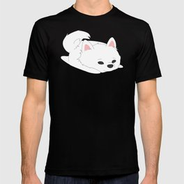 Samoyed Loaf T-shirt