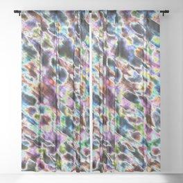 Color Mania! Sheer Curtain