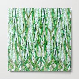 Deep in the grass Metal Print