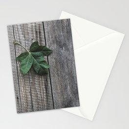Acer leaf Stationery Cards
