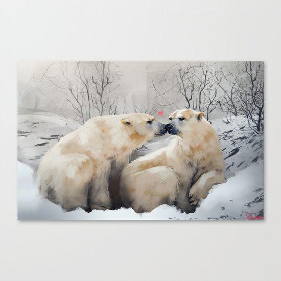 polars Canvas Print