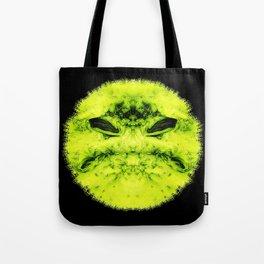 bad smiley Tote Bag