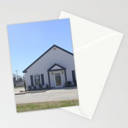 Bath NC Post Office 27808 Stationery Cards