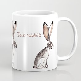 Jack Rabbit Coffee Mug
