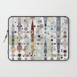 Up on the Hill Laptop Sleeve
