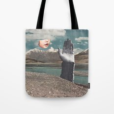BLOW A WISH Tote Bag