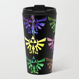 The Legend of Zelda Triforce 9 Travel Mug