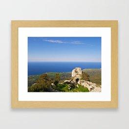 Kantara Castle Framed Art Print