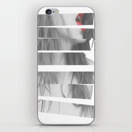 The Shock iPhone Skin