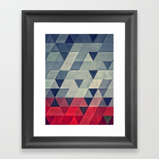 wytchy Framed Art Print