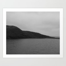 Marin Headlands No.1 Art Print