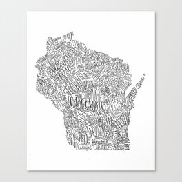 EED - Wisconsin Canvas Print