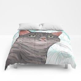 Sherlock the Cat Comforters