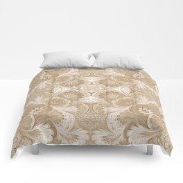 Mocha Marble Comforters