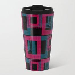 Geometric pattern . Leila . Travel Mug