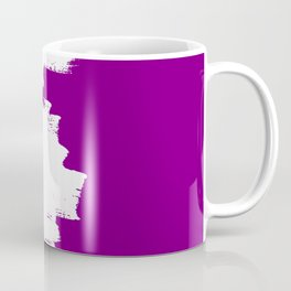 Purple imbalance Coffee Mug