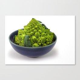 Broccoli Romano Canvas Print