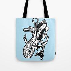 Mermaid Love Tote Bag